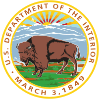 Seal of the Department of the Interior