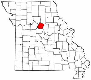 Image:Map of Missouri highlighting Howard County.png