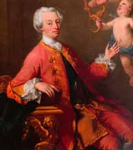 Frederick, Prince of Wales, by , 1735