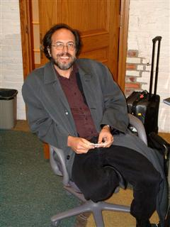 Lee Smolin at Harvard