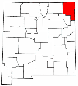 Image:Map of New Mexico highlighting Union County.png
