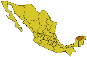 Image:Yucatan in Mexiko.png