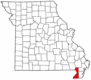 Image:Map of Missouri highlighting Dunklin County.png