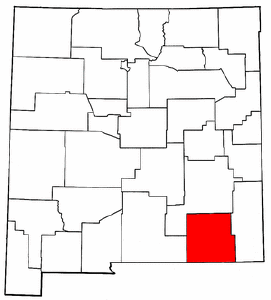 Image:Map of New Mexico highlighting Eddy County.png