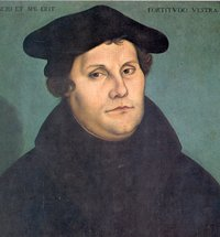 , German reformer and reformer of Germany, 1529