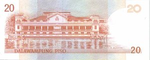 The Philippine Peso is the official currency.