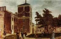 Independence Hall, 18th Century