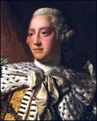 George III, King of the United Kingdom of Great Britain and Ireland, King of Hanover