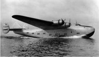 "The  ""China Clipper""'s reign over the Pacific was cut short by World War II."