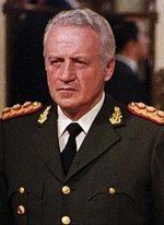 Leopoldo Galtieri, President of Argentina during the Falklands War