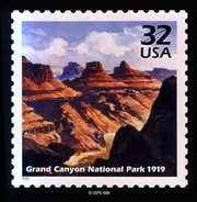 The United States government made the Grand Canyon a national park in 1919.