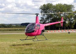 Mechanical flight: Robinson R22 Beta helicopter